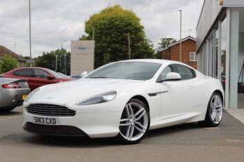 Aston Martin DB9 V12 2dr Touchtronic 5.9 Automatic Coupe (2013)