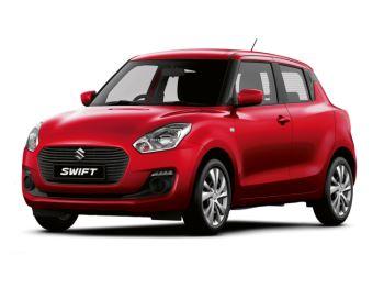 Suzuki Swift 1.2 SHVS SZ5 ALLGRIP 5dr thumbnail image