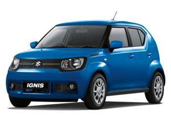 Suzuki Ignis 1.2 Dualjet SHVS SZ3 5dr