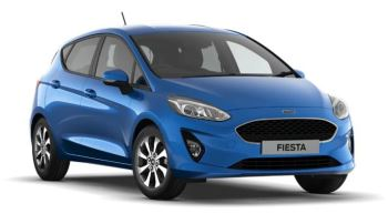 Ford Fiesta 1.0 EcoBoost Hybrid mHEV 125 Trend 5dr thumbnail image