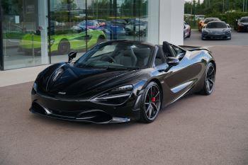 McLaren 720S Spider V8 2dr SSG 4.0 Automatic Convertible (2020)