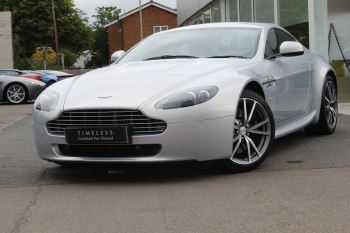 Aston Martin V8 Vantage Coupe 2dr Sportshift [420] 4.7 Automatic 3 door Coupe (2010)