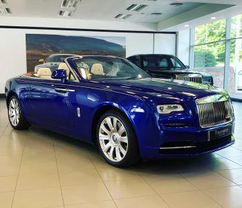 Rolls-Royce Dawn V12 6.6 Automatic 2 door Cabriolet (2017)