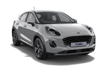 Ford New Puma 1.0 EcoBoost Titanium 5dr Auto thumbnail image