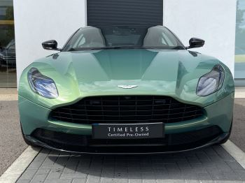 Aston Martin DB11 V8 2dr Touchtronic 4.0 Automatic Coupe (2019)
