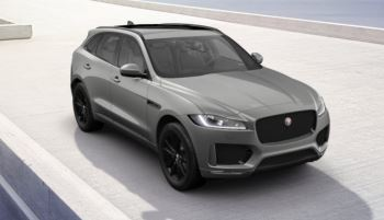 Jaguar F-PACE Chequered Flag Special Edition Offer thumbnail image