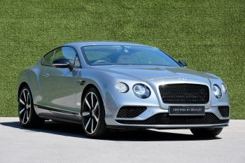 Bentley Continental GT V8 S Coupe 4.0 Mulliner Driving Specification 2dr Automatic Coupe (2017)