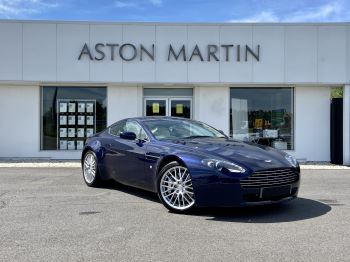 Aston Martin V8 Vantage Coupe 2dr Sportshift [420] 4.7 Automatic 3 door Coupe (2009)