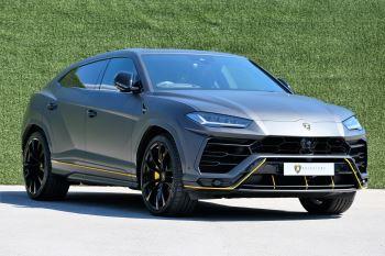 Lamborghini Urus 4.0T FSI V8 5dr Auto image 1 thumbnail