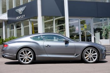 Bentley Continental GT 6.0 W12 2dr image 9 thumbnail