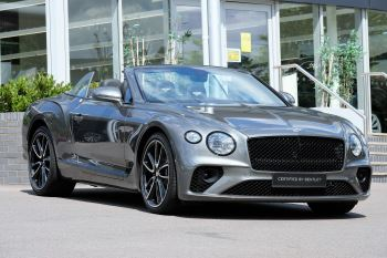 Bentley Continental GTC 6.0 W12 2dr Automatic Convertible (2019)