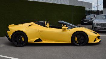 Lamborghini Huracan EVO Spyder LP 640-4 image 5 thumbnail