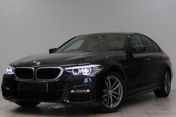 BMW 5 Series 520d M Sport 2.0 Diesel Automatic 4 door Saloon (2018)