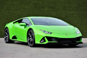 Lamborghini Huracan EVO 5.2 V10 640 2dr Auto AWD Automatic Coupe (2020)