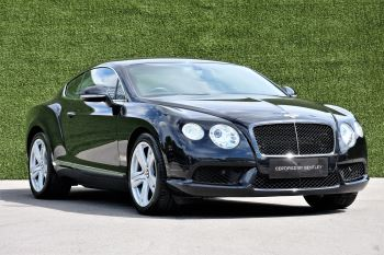 Bentley Continental GT 4.0 V8 2dr image 1 thumbnail