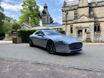 Aston Martin Rapide S V12 [552] 4dr Touchtronic II 5.9 Automatic Saloon (2014)