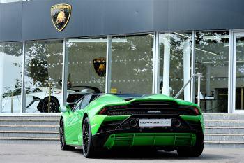 Lamborghini Huracan EVO Spyder 5.2 V10 640 2dr Auto AWD image 24 thumbnail
