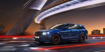 Bentley New Bentayga Speed - Formidable meets breathtaking design thumbnail image