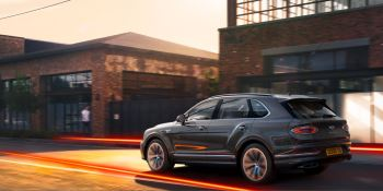 Bentley New Bentayga V8 - Dynamic attributes in perfect balance