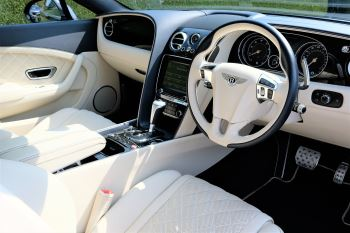 Bentley Continental GT V8 S Coupe 4.0 V8 S 2dr Auto Mulliner Driving Specification image 8 thumbnail