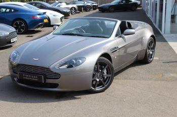 Aston Martin V8 Vantage Roadster 2dr Sportshift image 2 thumbnail