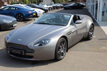 Aston Martin V8 Vantage Roadster 2dr Sportshift image 3 thumbnail