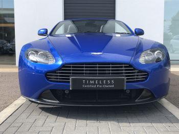 Aston Martin V8 Vantage S Roadster S 2dr Sportshift 4.7 Automatic Roadster (2012)