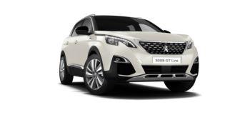 Peugeot 3008 SUV GT Line Premium 1.5 BlueHDi 5dr thumbnail image