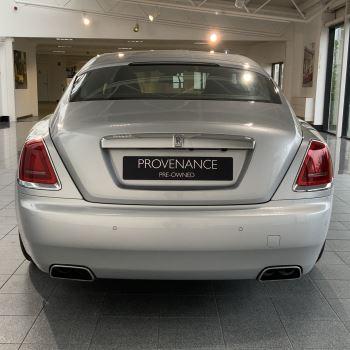 Rolls-Royce Wraith V12 image 4 thumbnail
