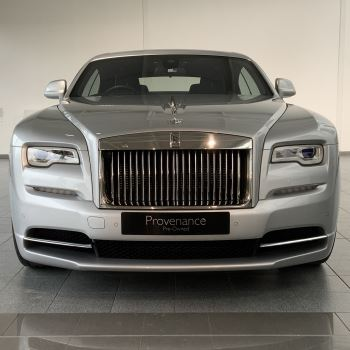 Rolls-Royce Wraith V12 image 6 thumbnail