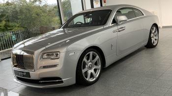 Rolls-Royce Wraith V12 image 7 thumbnail