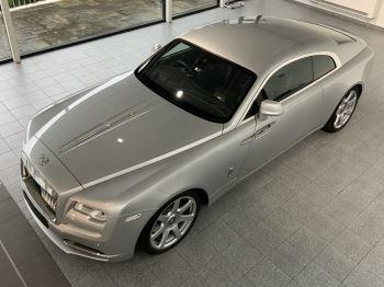 Rolls-Royce Wraith V12 image 8 thumbnail