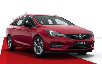 Vauxhall Astra Sports Tourer 1.2 Turbo 145 SRi Nav 5dr thumbnail image