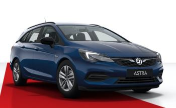 Vauxhall Astra Sports Tourer 1.2 Turbo 130 Business Edition Nav 5dr thumbnail image