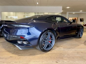 Aston Martin DBS V12 Superleggera Touchtronic image 3 thumbnail