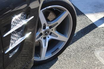 Mercedes-Benz SL SL 400 AMG Line Premium 2dr 9G-Tronic image 20 thumbnail