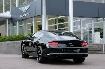 Bentley Continental GT V8 Mulliner Driving Specification image 30 thumbnail