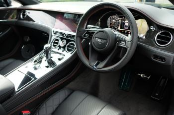 Bentley Continental GT V8 Mulliner Driving Specification image 14 thumbnail