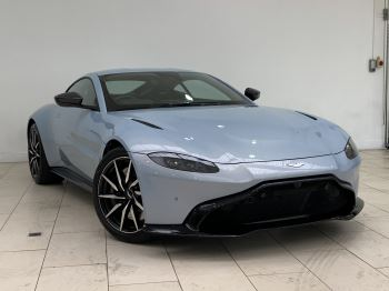 Aston Martin New Vantage 2dr ZF 8 Speed 4.0 Automatic 3 door Coupe (2020)