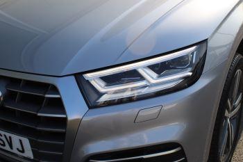 Audi Q5 2.0T FSI Quattro S Line 5dr S Tronic image 19 thumbnail