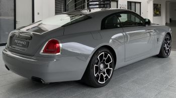 Rolls-Royce Black Badge Wraith V12 image 3 thumbnail