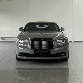 Rolls-Royce Black Badge Wraith V12 image 10 thumbnail