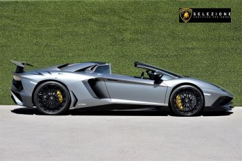 Lamborghini Aventador SV Roadster Superveloce LP 750-4 ISR image 2 thumbnail