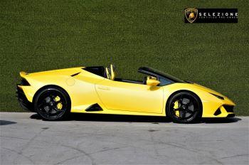 Lamborghini Huracan EVO Spyder LP 640-4 image 2 thumbnail