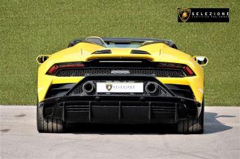 Lamborghini Huracan EVO Spyder LP 640-4 image 4 thumbnail