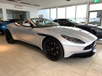 Aston Martin DB11 V8 Volante Touchtronic 4.0 Automatic 2 door Convertible