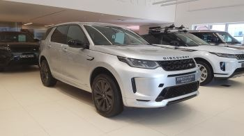 Land Rover Discovery Sport 2.0 P250 R-Dynamic SE Automatic 5 door MPV