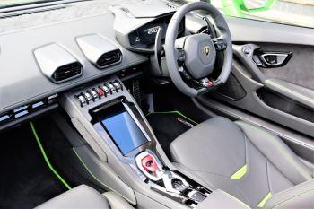 Lamborghini Huracan EVO Spyder 5.2 V10 640 2dr Auto AWD image 7 thumbnail