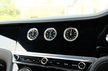 Bentley Continental GTC 6.0 W12 2dr Mulliner Driving Specification image 18 thumbnail