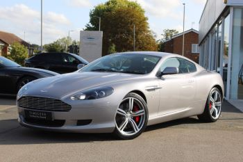 Aston Martin DB9 LM V12 2dr Touchtronic 5.9 Automatic Coupe (2008)
